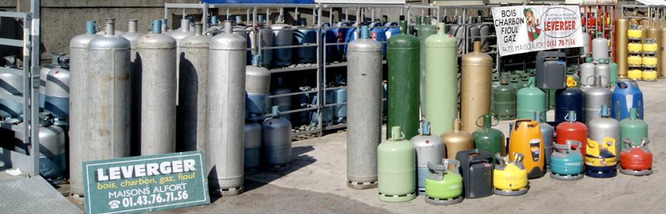 gaz domestique