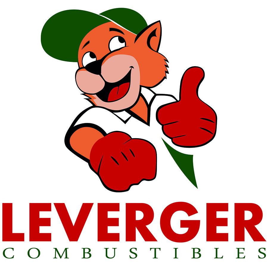 logo Leverger Combustibles spécialiste des combustibles bois charbon gaz fioul gasoil combustibles liquides solides et gazeux