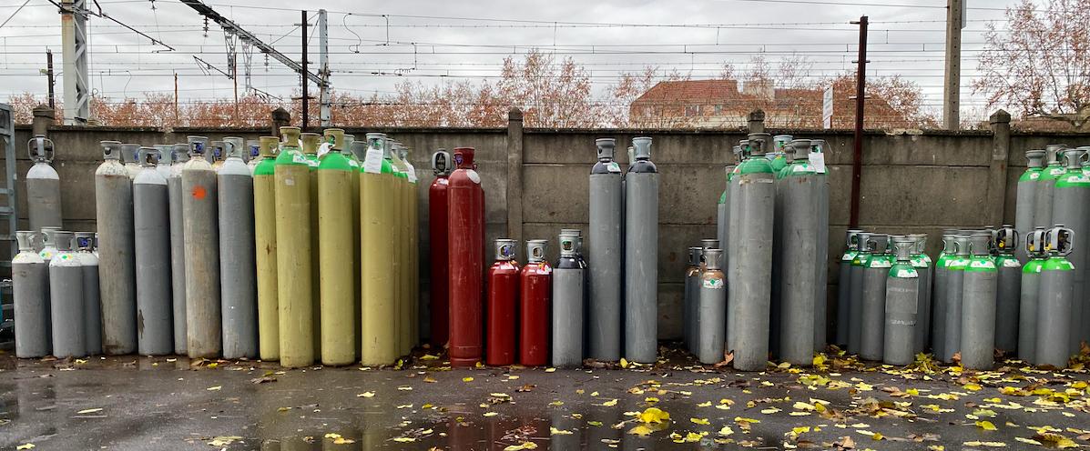 bouteille gaz industriel revendeur messer acheter bouteille gaz Leverger combustibles