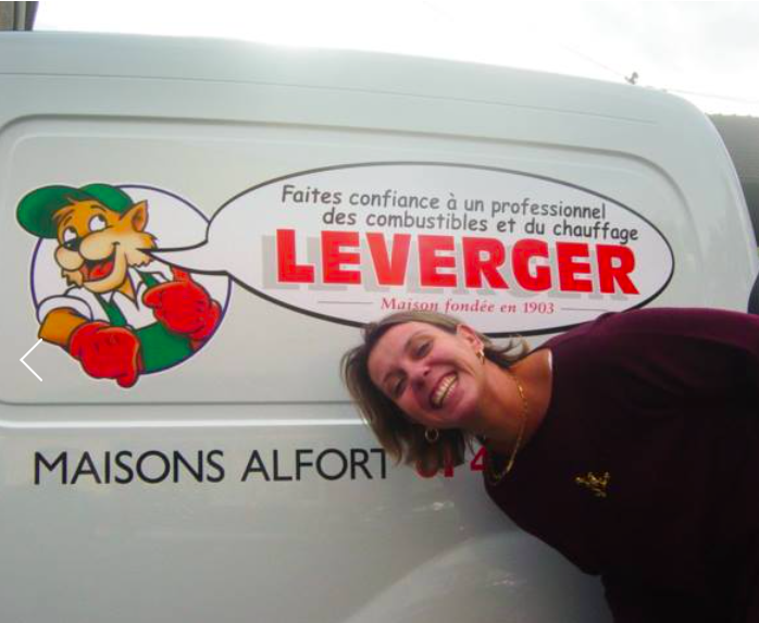 Leverger 2002 camion Leverger combustibles