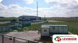 dépôt Leverger combustibles à La Ferté Gaucher